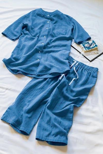 夏の快眠を通販カタログで手に入れる! パジャマやリネンなど注目アイテム7選