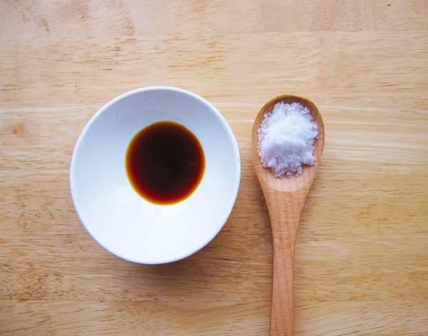 減塩でむくみを防止