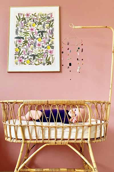 コロナ真っ只中での初出産! 家族と会えない時間も大切にする北欧デザイナーの暮らし
