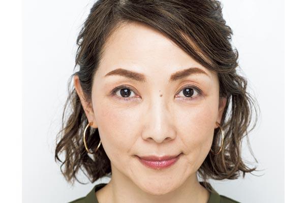 眉マスカラだけで美眉が完成! 3ステップの簡単テクニックをヘア&メイク・山本浩未が解説