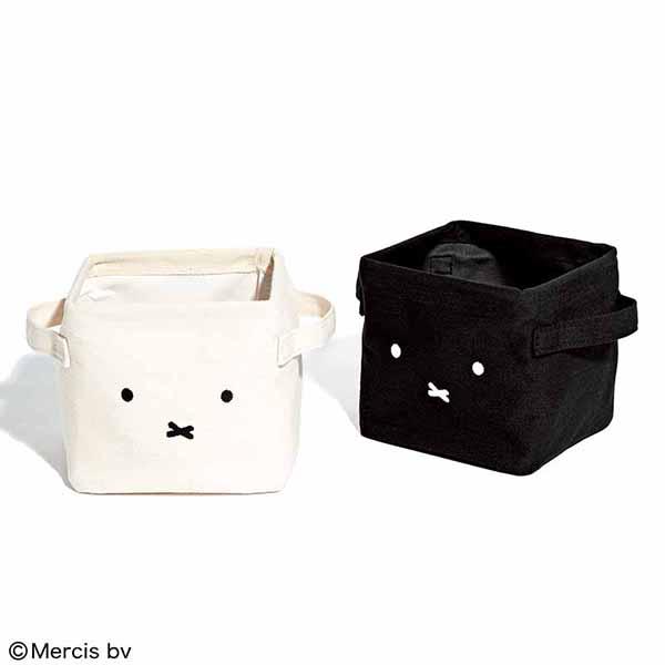 ミッフィーの 白黒インテリアBOXセット