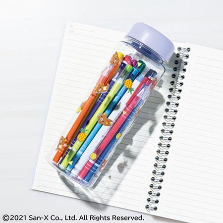 ペンなどを入れる文具ケースにできる