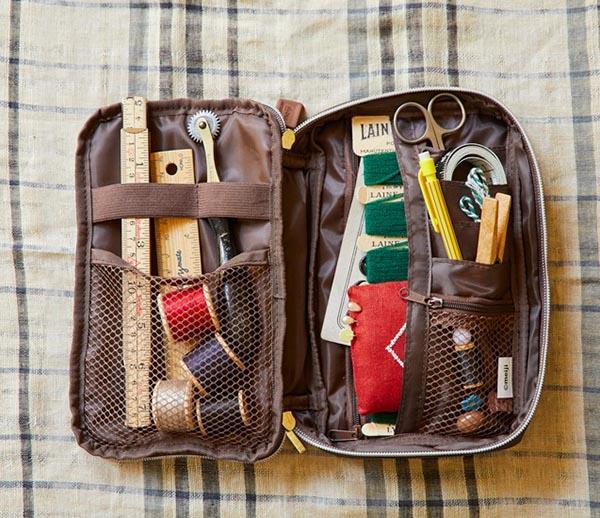 手芸用品など、趣味の道具をまとめて
